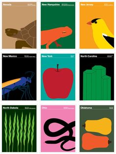 State of America - Print Series by Julian Montague