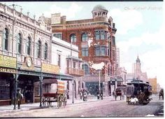 Chapel Street, Prahran, ca. Melbourne Victoria, Victoria Australia, Melbourne Suburbs, Melbourne Australia, Back In The Day, Ancestry, Windsor, Old Photos, New Zealand