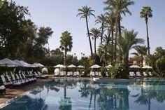 La Mamounia - Marrakesh