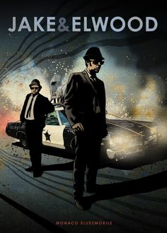 The Blues Brothers - Car Legends metal Posters by Eden Design. Available in sizes M- L - XL . Iconic Movies, Classic Movies, Good Movies, Blues Brothers Car, Eden Design, Alternative Movie Posters, Movie Poster Art, Car Posters, Film Serie