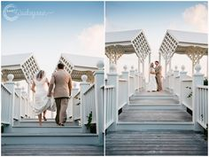 seaside sunsets - seaside, florida wedding Defining Moments Weddings & Events / Dear Wesleyann Photography