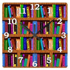 Estante de librería