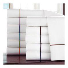 Peacock Alley Boutique Pillowcases Color: Platinum, Size: Standard