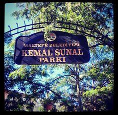 Kemal Sunal parkı Maltepe İstanbul @mstfctc webstagram