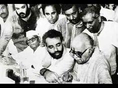 Modiji with Advaniji