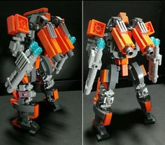 lego mech by hora | by horizon6452
