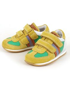 Yellow Pelle shoes