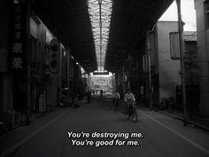 HIROSHIMA MON AMOUR (1959) dir. by Alain Resnais.