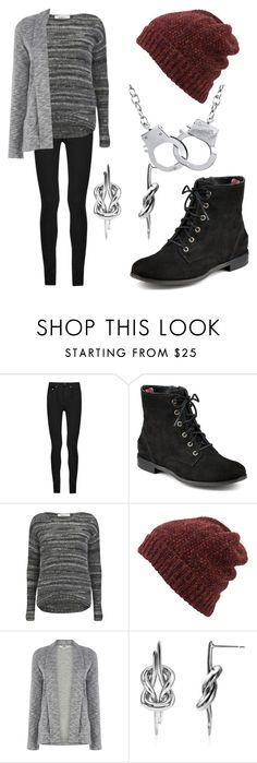 """And Santa's Midnight Run: Ezekiel Jones"" by peregrinetook ❤ liked on Polyvore featuring Yves Saint Laurent, Sperry Top-Sider, Vero Moda, Inverni, Oasis and theLibrarians"