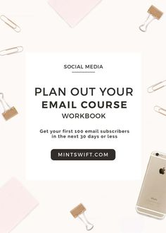 Do you plan to build your email list from scratch? Creating an email course…