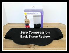 Discover how you can #EndAllBackPain with a Zero Compression Back Brace. Check out our review today! #spon @endallbackpain