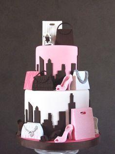 Inspiration Picture of Birthday Fashion Cake . Birthday Fashion Cake 30 Best Designer Fashion Birthday Cakes Cakes And Cupcakes Girly Cakes, Fancy Cakes, Unique Cakes, Creative Cakes, Fondant Cakes, Cupcake Cakes, Shoe Cakes, Beautiful Cakes, Amazing Cakes