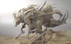 Dragon's concept, keita okada on ArtStation at https://www.artstation.com/artwork/PY0n1