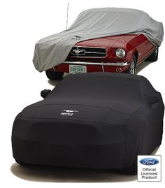 Ford Mustang Car Covers