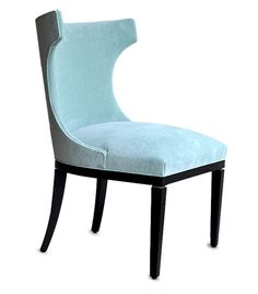 Would love this chair wrapped around my dining table!tische and co