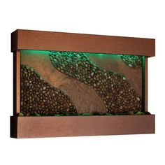 BluWorld Water Wonders Sycamore Springs Wall Fountain - Indoor Wall Fountains at Simply Fountains