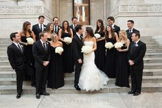 """""""Candid"""" bridal party photos are a must"""