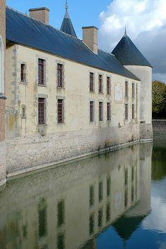 chteau de chamerolles centre - Chateau De Chamerolles Mariage