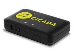 Cicada by Sewell, Bluetooth Music Receiver by Sewell Direct. $24.95. Simply connect the Cicada to your line-in or auxiliary input on your speakers, pair the Cicada Bluetooth music receiver to your Bluetooth enabled device, and enjoy the wireless music revolution.  Whether you want Bluetooth convenience in your car, through your home-theater system, in your kitchen, bathroom, or bedroom... This is your Cicada!  With a 250mA battery, the Cicada can go wherever you go, char...