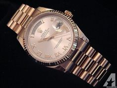 Rolex Day Date President Watch