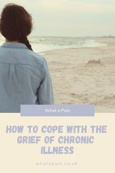 There is no escaping that Chronic Illness goes hand in hand with grief and loss. This is how I processed that grief and accepted my diagnosis. Chronic Fatigue, Chronic Illness, Chronic Pain, Enjoying The Small Things, Illness Quotes, Myasthenia Gravis, Stages Of Grief, Trigeminal Neuralgia, Stress