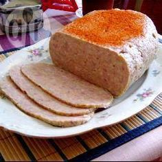 Dietetyczna mielonka z karkówki @ allrecipes.pl