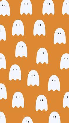 Ghost Phone Wallpaper