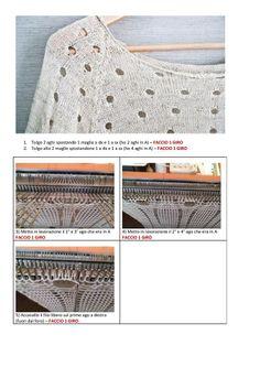 (4) Creazioni OR - Solo maglia a macchina