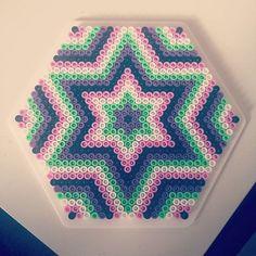 Star hama beads by creative_flisan