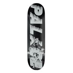 """Palace Bankhead Black Deck in 8.3"""""""