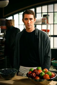 Lee Pace as Ned in Pushing Daisies 2007-2009