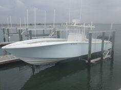 Yellowfin Boat