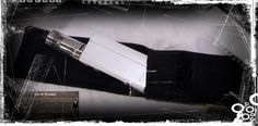 Hüft- & Gürteltaschen - E-Zigaretten Etui, Gürteltasche,Holster, Dampfer - ein Designerstück von Dampfer-Taschen-Joclame bei DaWanda