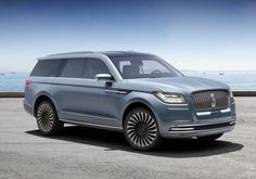 2017 Lincoln Navigator will be the fourth-generation model in the Navigator lineup and it will be completely redesigned...Price of this full-size SUV will...
