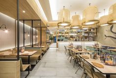Fish & Co 2 restaurant by Metaphor Interior Architecture, Jakarta – Indonesia » Retail Design Blog