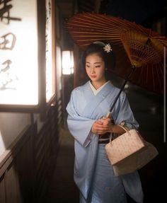Maiko, Toshiemi. Kyoto. japan