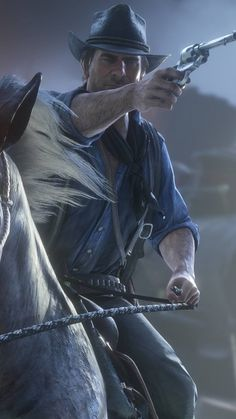 Red Dead Redemption 2 2018 Game Mobile Wallpaper (iPhone, Android, Samsung, Pixel, Xiaomi) - Best of Wallpapers for Andriod and ios Mobile Wallpaper, Iphone Wallpaper, Red Dead Redemption 1, Read Dead, Rdr 2, Great Backgrounds, Le Far West, Old West, Game Character