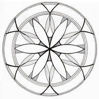 Mandala 3 by TroubledRabbit