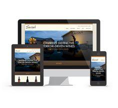 Responsive Web Design   Saviah Cellars   http://www.saviahcellars.com