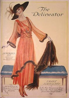 fashion 1917
