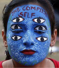 Blue Face, Six & Eight Eyes | Asaf Braverman | Flickr