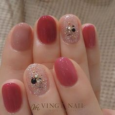 These 16 stunning nude nail art trend ideas will give you elegance, modernity, and beauty. If you are short of nail design ideas, read this article that will surely help you. Nail Art Designs, Pretty Nail Designs, Pretty Nail Art, Colorful Nail Designs, Nude Nails, Nail Manicure, Pink Nails, Jolie Nail Art, Cute Simple Nails