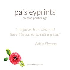 artist quotes #pablopicasso #creativedesign #creativedesignstudio