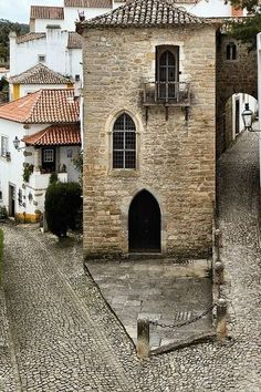Obidos - Romancing in the Medieval Village - via Wall Street International Magazine 04.08.2015 | I found the town's superbly maintained churches with their quintessential Gothic doorways and stunning tile works very refreshing. The town is beautifully surrounded by fortification of a 12th century castle and first time visitors would do well to embark atop the 13 meters high parapet from where one can be assured of breathtaking vistas of this romantic town. #centro #portugal #travel #tips