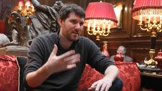 """Eli Pariser, author of """"The Filter Bubble"""""""