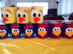 latas de la gallina pintadita ideas - Google Search