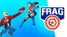 DESIGNED for mobile devices, FRAG is the perfect FPS experience for your phone or tablet!