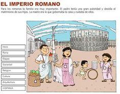 EL BLOG DE CUARTO: LOS ROMANOS EN LA PENÍNSULA