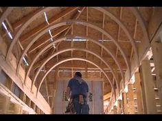 How to Build A Barrel Vault Ceiling Efficiently, Affordably and Perfectly