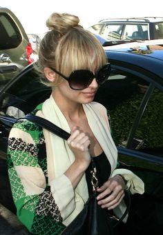 Nicole Richie Sunglasses